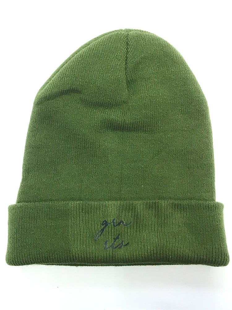 Image of INTO THE WILD BEANIE