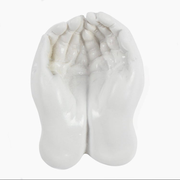 Image of Cupped Hands Bowl
