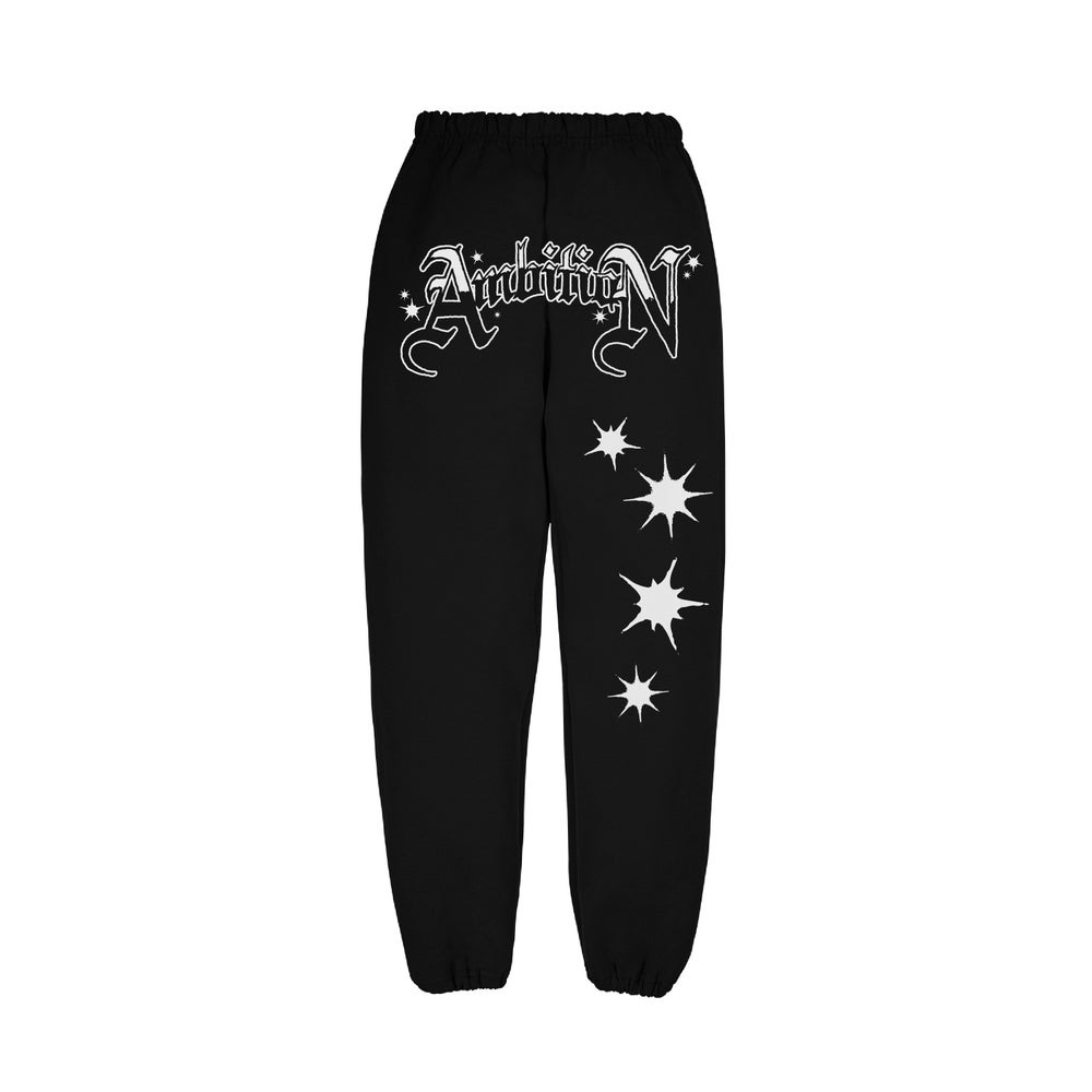 Image of Dreams sweats (black)