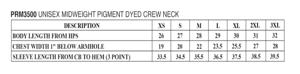 Image of Sunrise crew neck - Grey