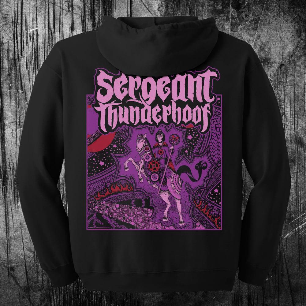 Sergeant Thunderhoof - Zip Hoodie