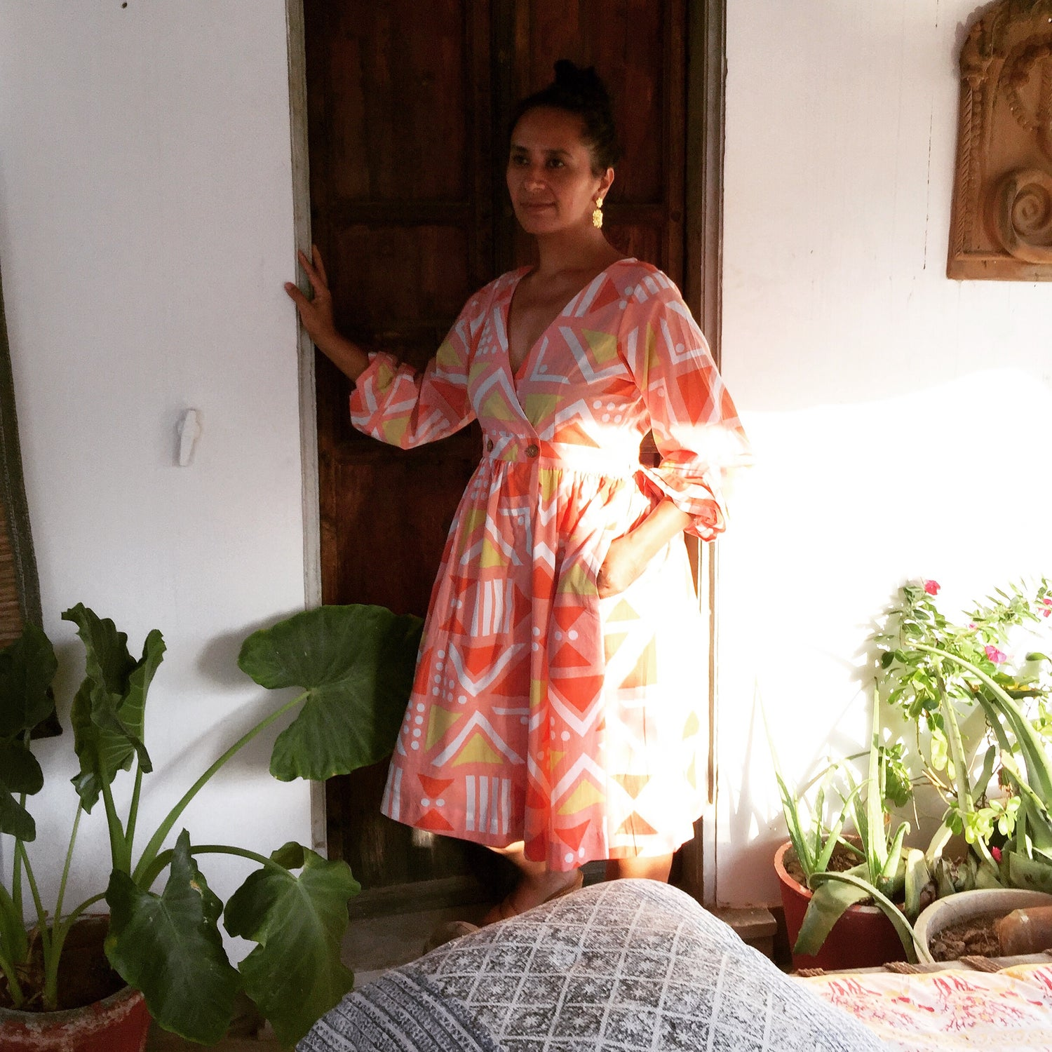 Image of Mysa Dress - Duster Made to Order