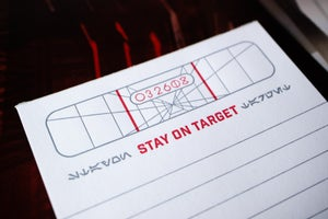 """Star Wars Notepads: """"Stay on Target"""""""
