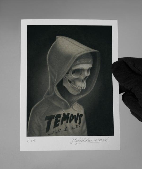 Image of Tempus Fugit (Giclée print)