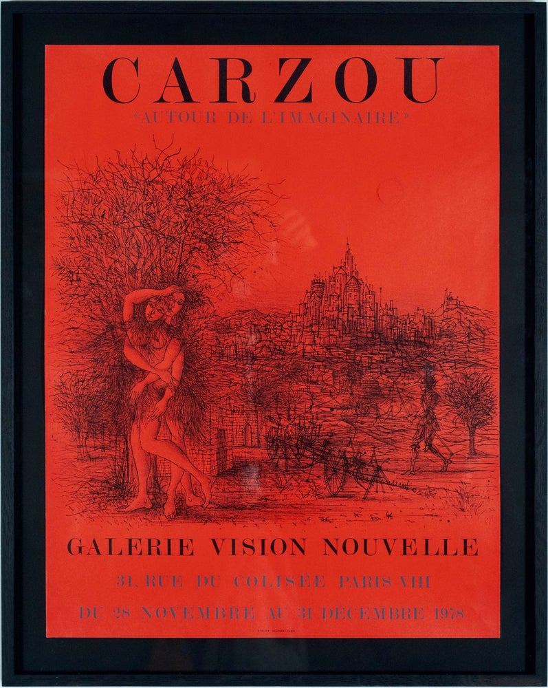 Image of carzou / galerie vision nouvelle / 22/008