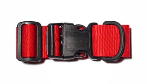 Image of TACTICAL ARMBAND / RED