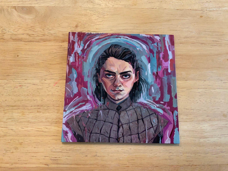 Image of Arya