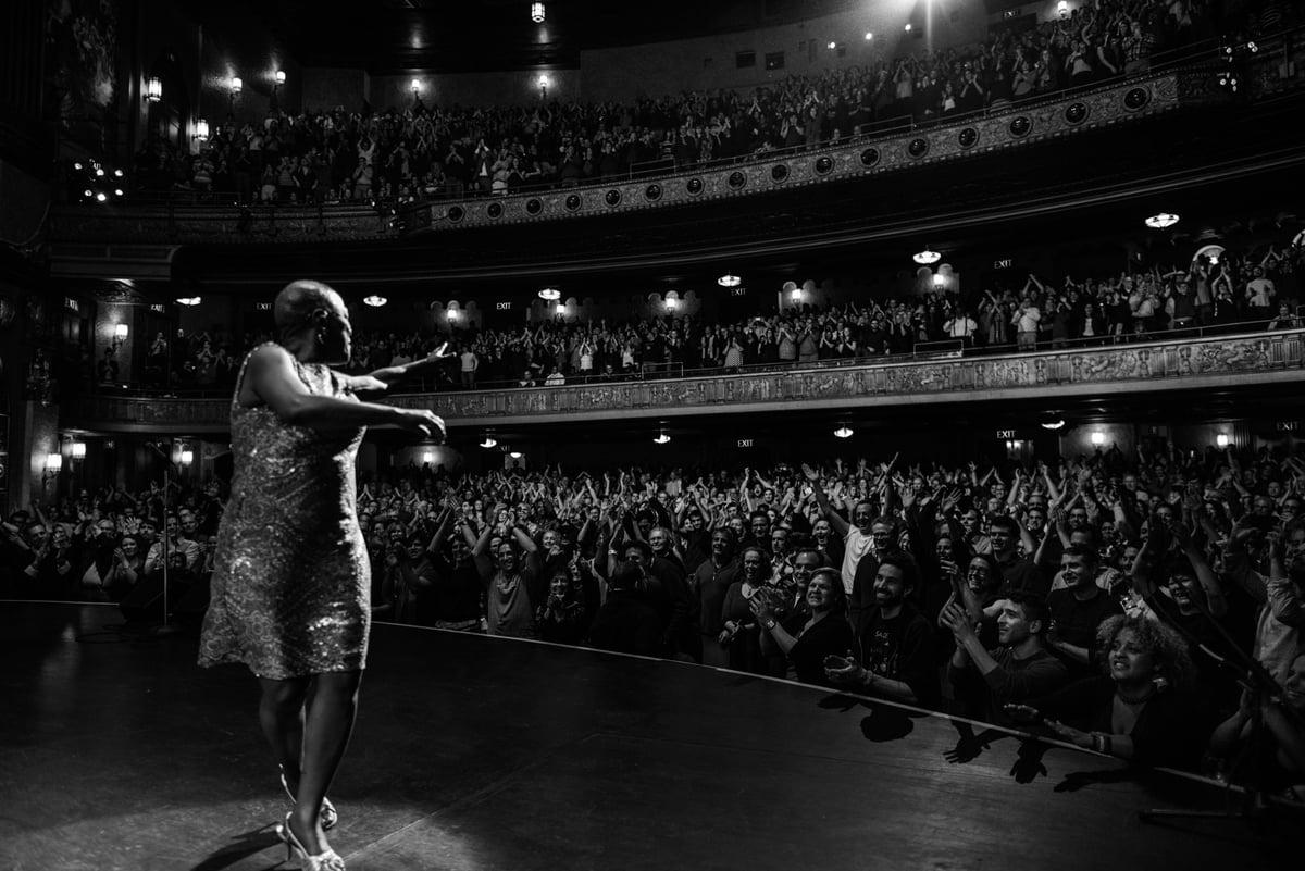 NEW Sharon Jones, Beacon Theatre 2014