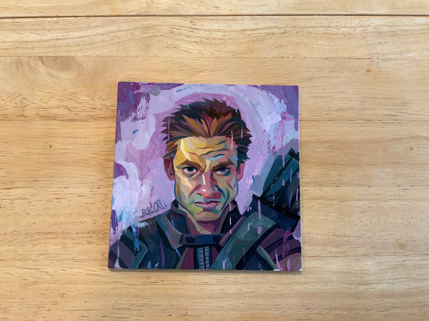 Image of Hawkeye
