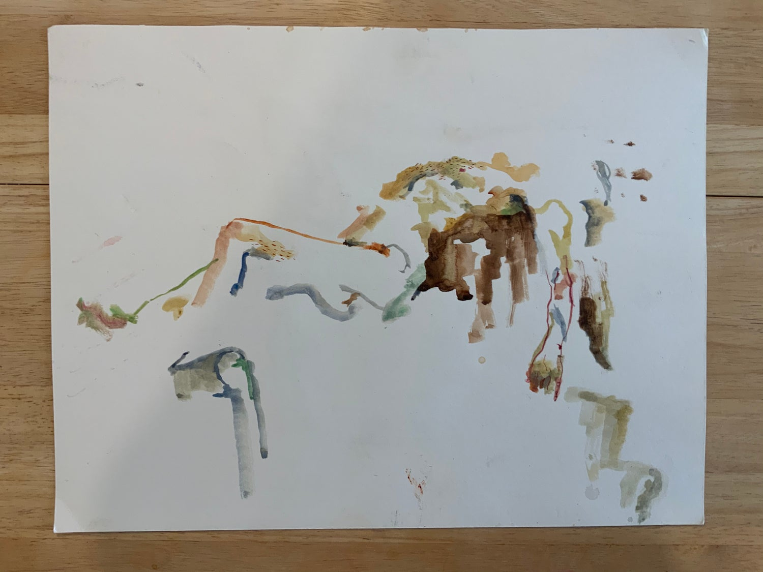 Image of Figure Painting