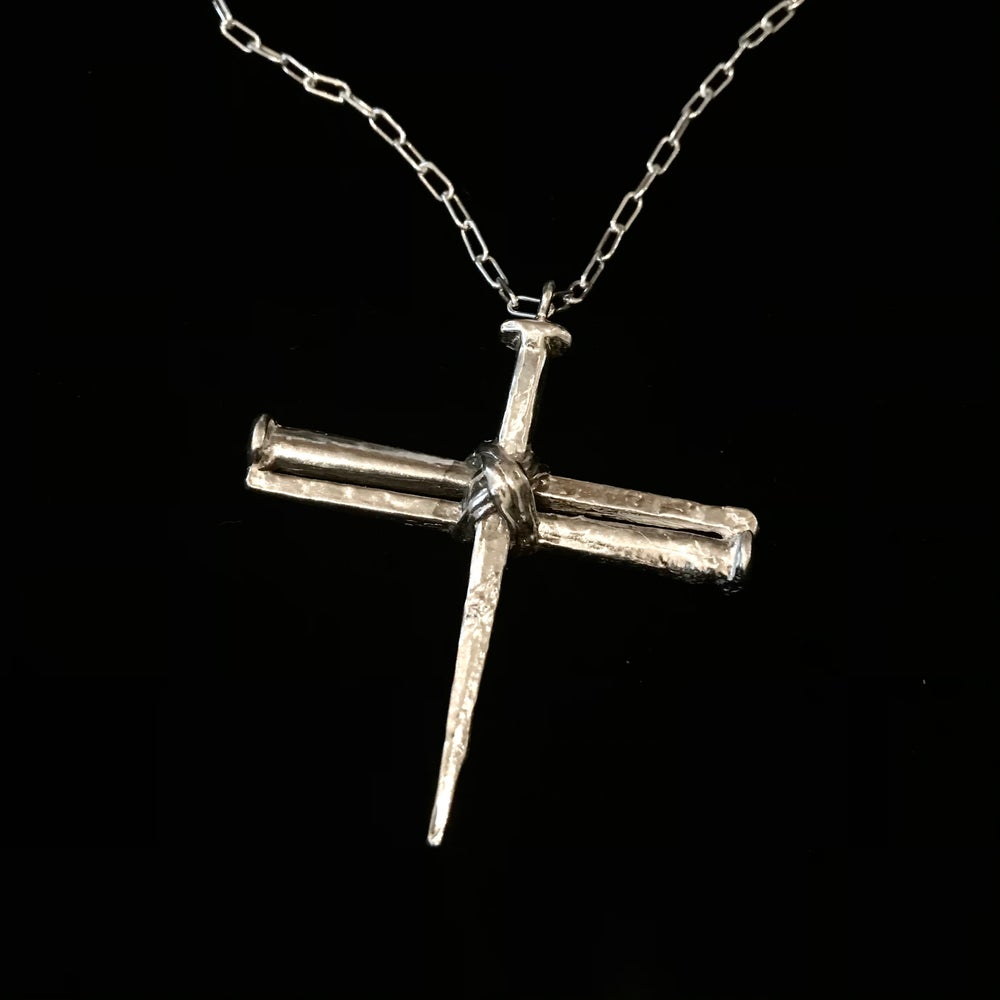 Image of COFFIN NAIL CROSS