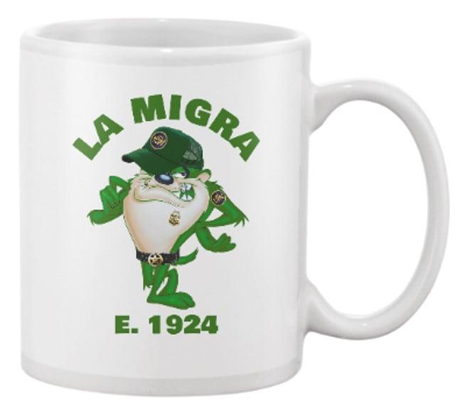 Image of LA MIGRA TAZ ~ COFFEE MUG