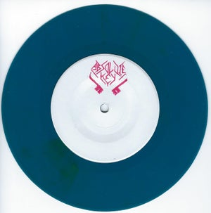 """Image of EA014: Absolute Key- My Mortal Share// The Towers 7"""""""