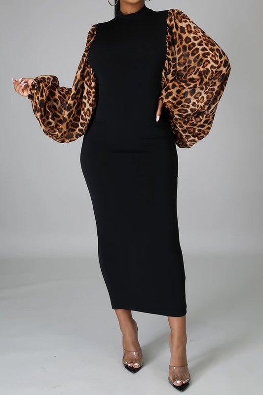 Image of Leopard Lady