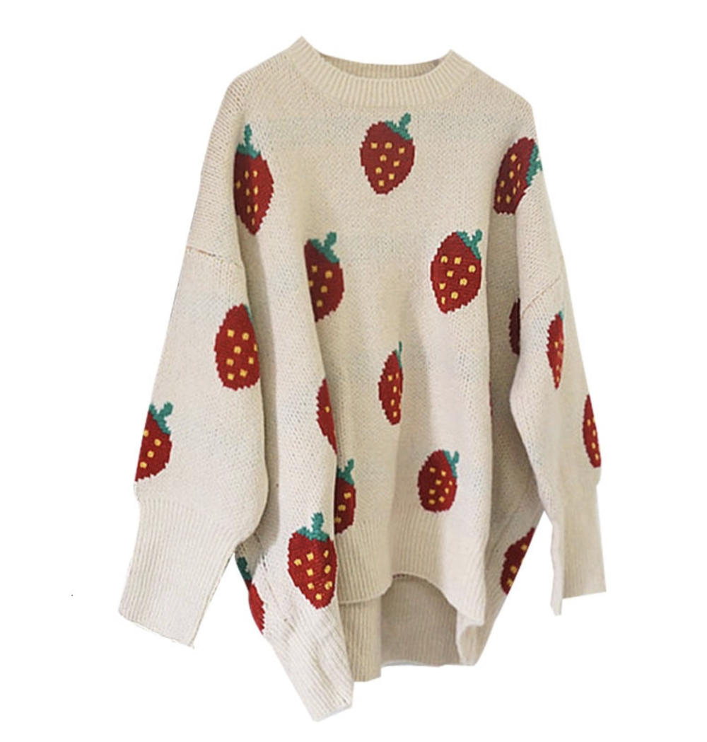 Image of Strawberry Fields Sweater