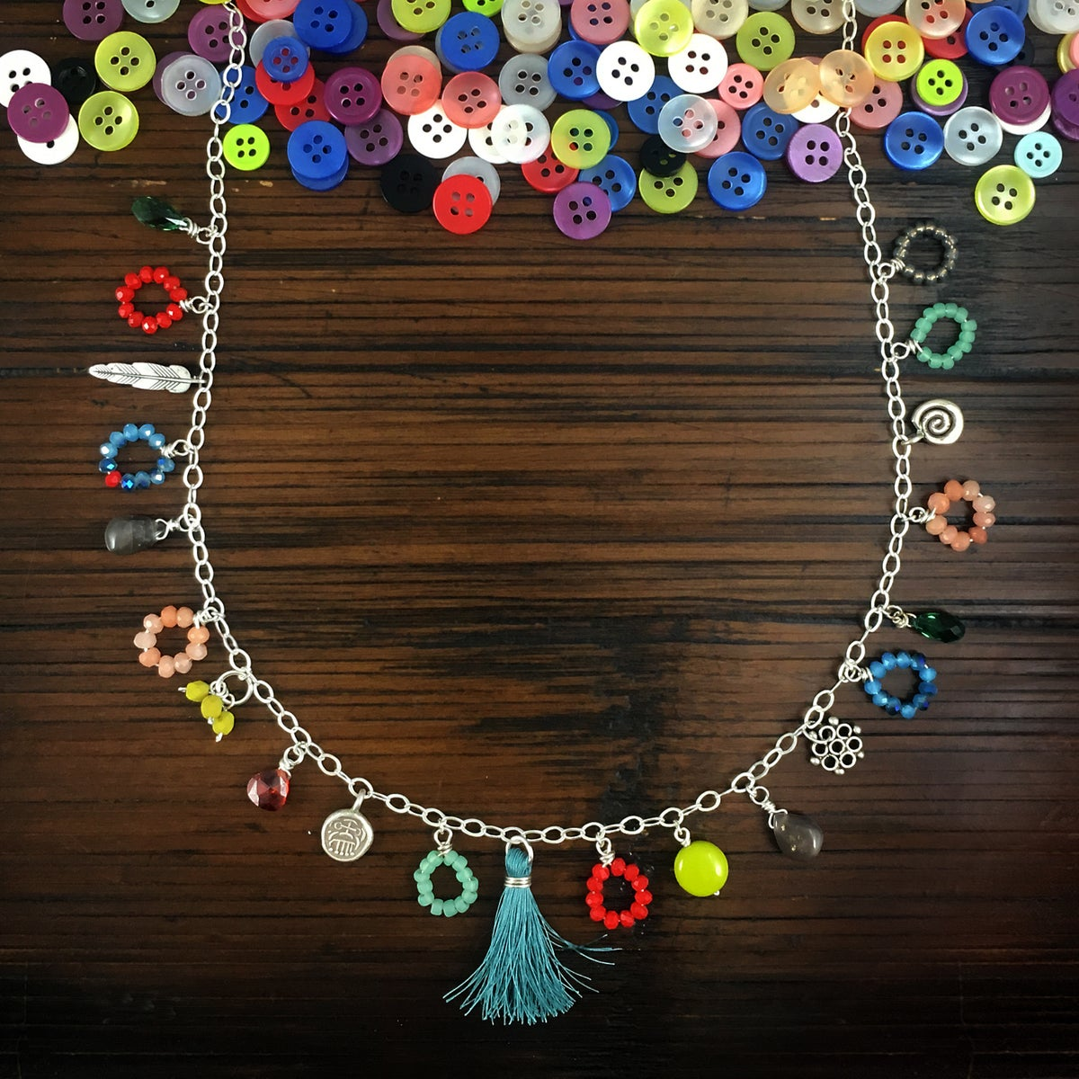 Image of CHARMing Designs Necklace