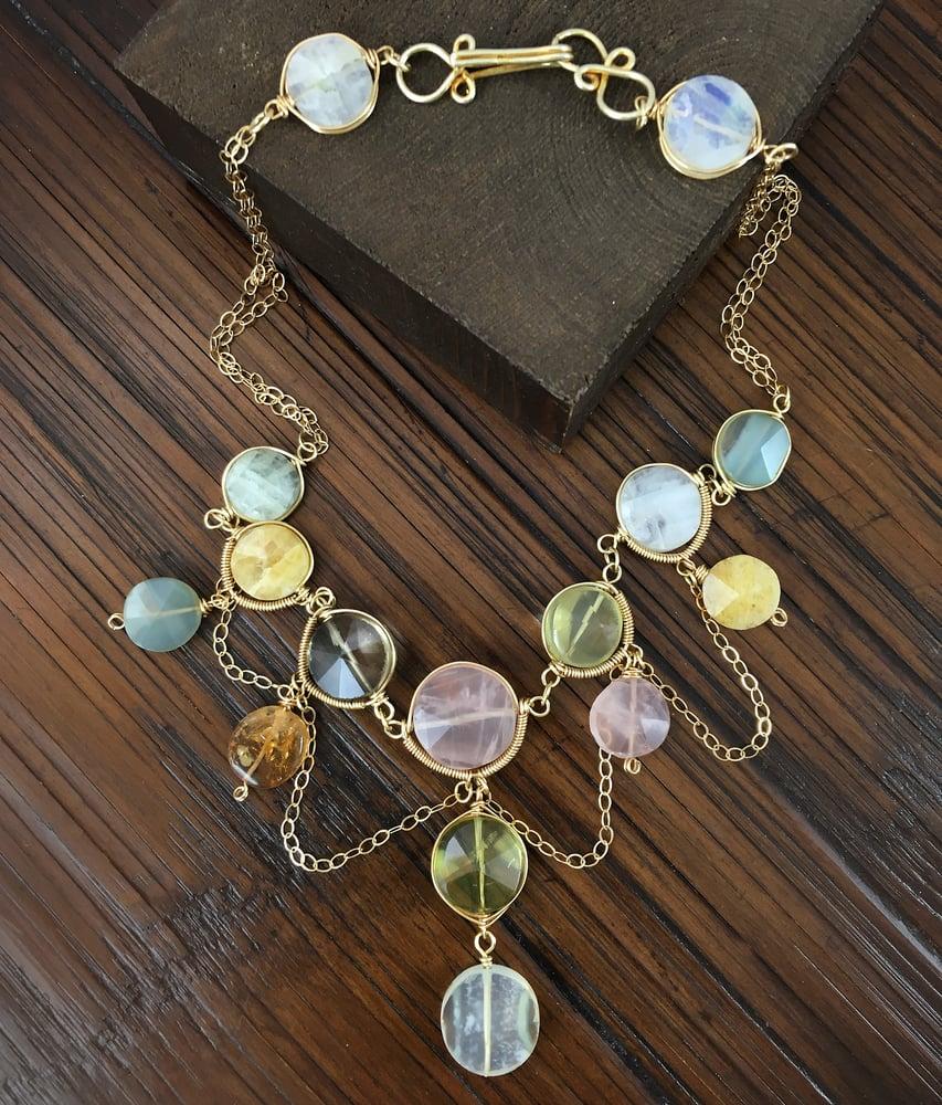 Image of Festoon Necklace
