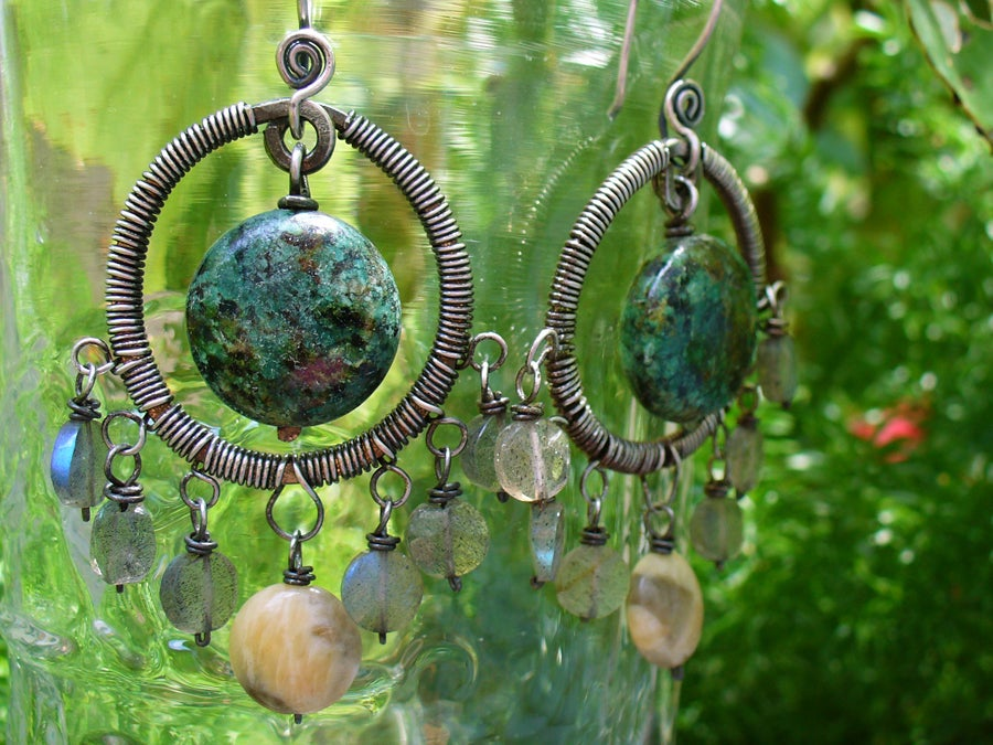 "Image of ""Bohemian"" Earrings"
