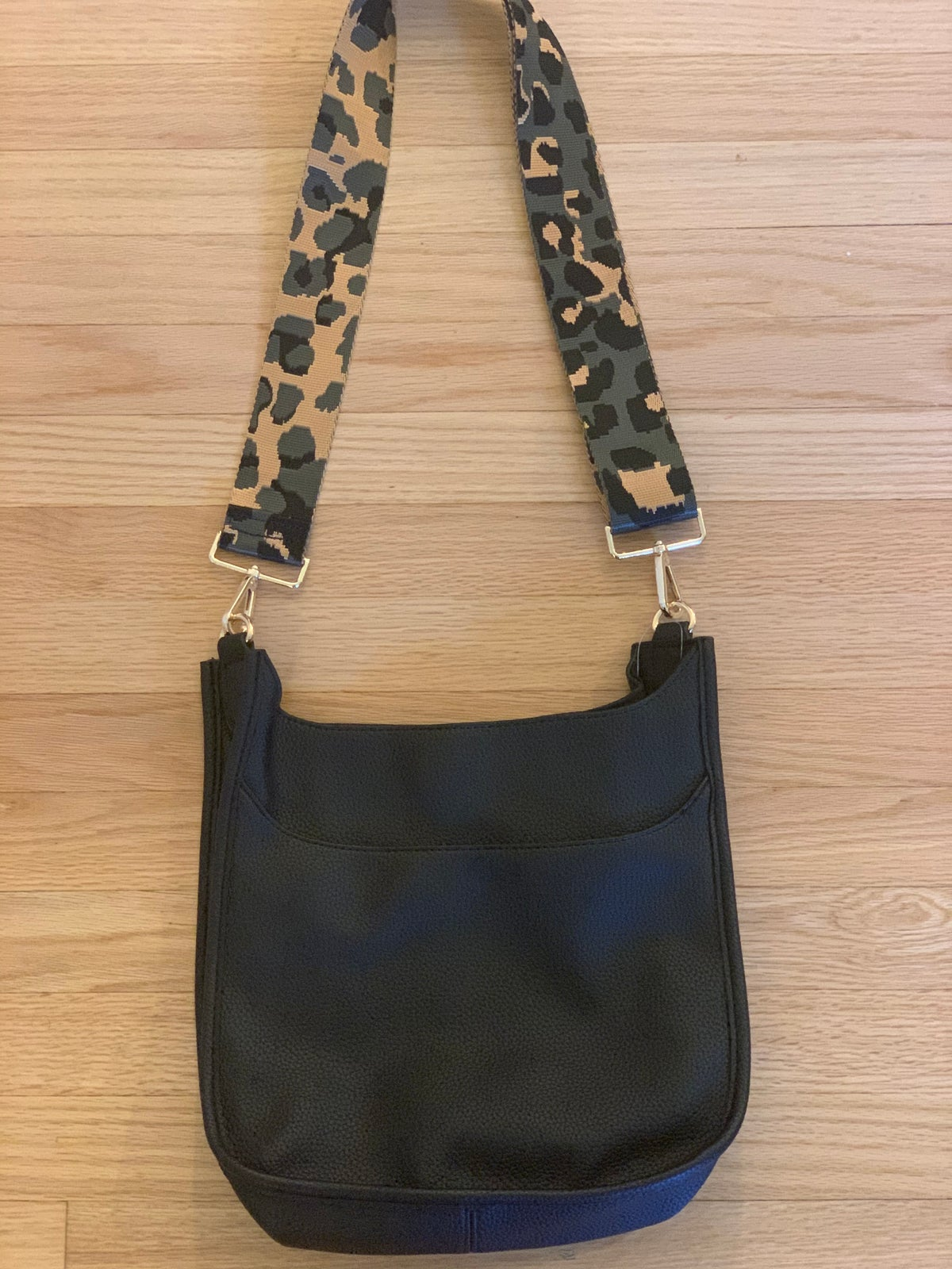 Image of Vegan leather crossbody