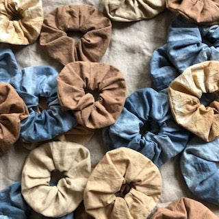 Recycled Classic Scrunchie