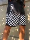 Men's Board Shorts - Checkered