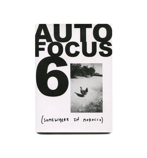 Image of Auto Focus 6 - Somewhere in Morocco - Sam Waller