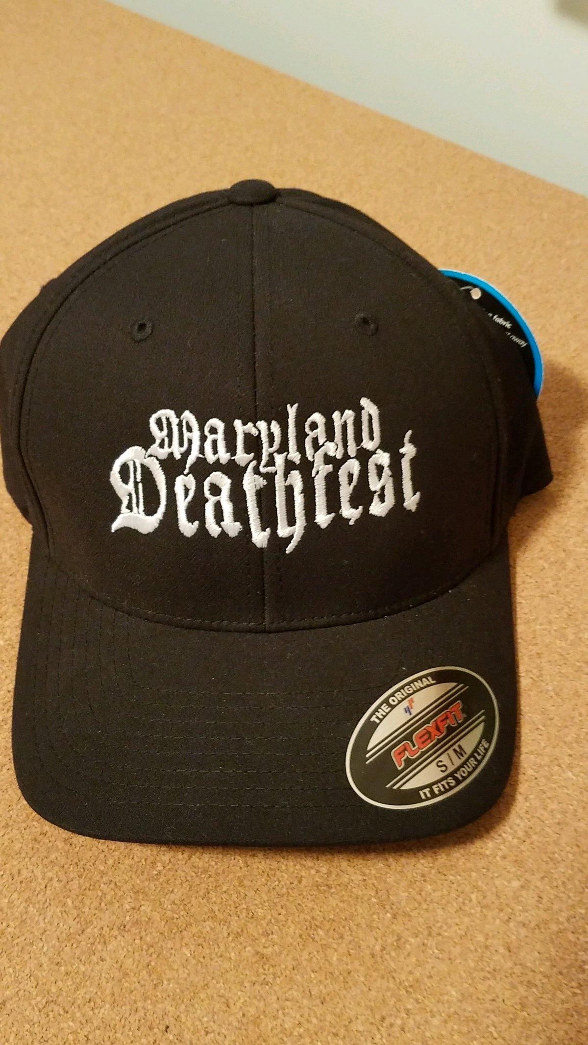 Maryland Deathfest Flexfit cap