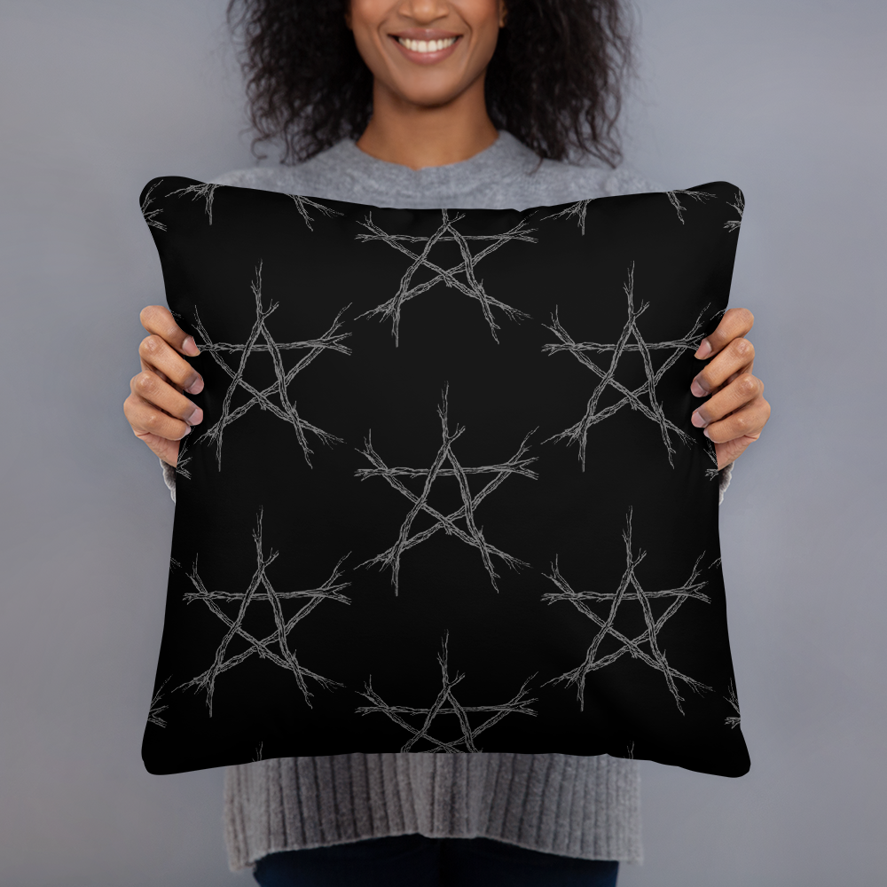 Image of ENCHANTMENT THROW PILLOW