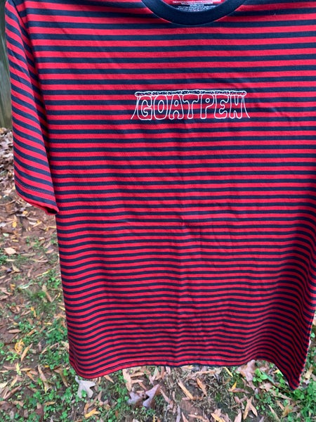Image of Font Striped Tee