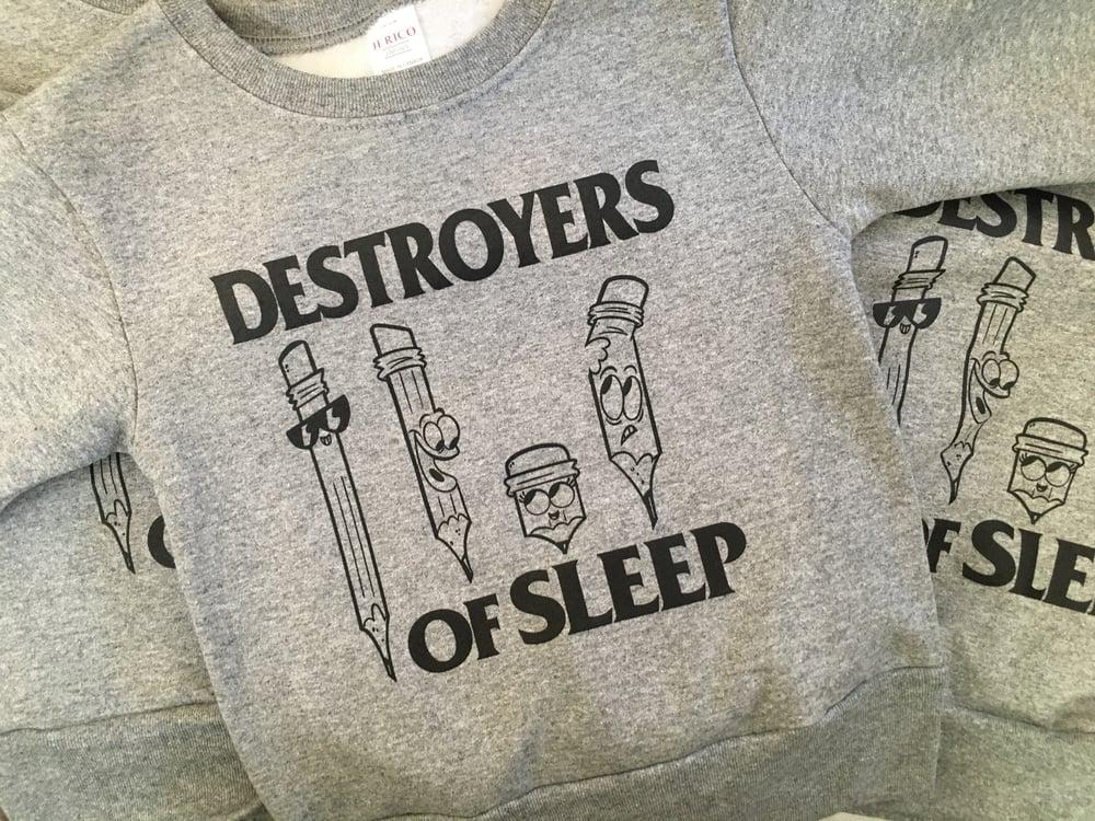 Image of Pencil Sweatshirts