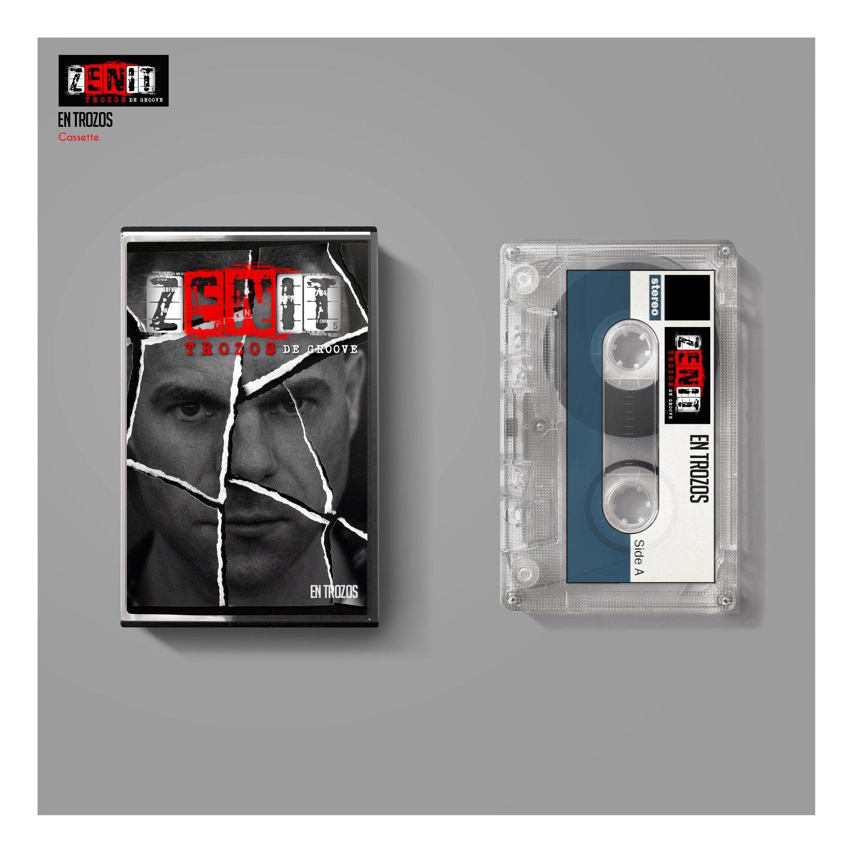 Image of Cassette ZÉNIT - EN TROZOS