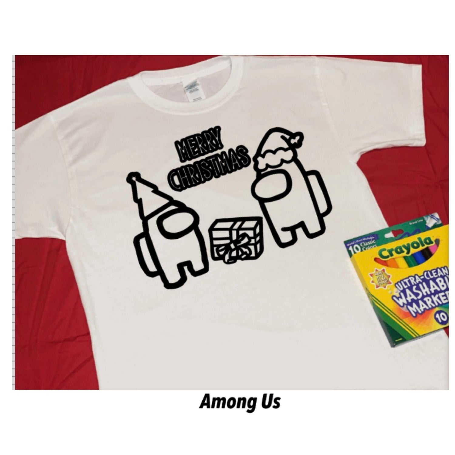 Image of The Color Me Tee
