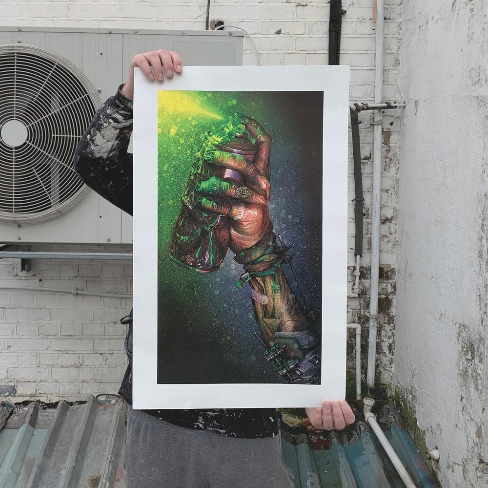 Image of Dust   Print