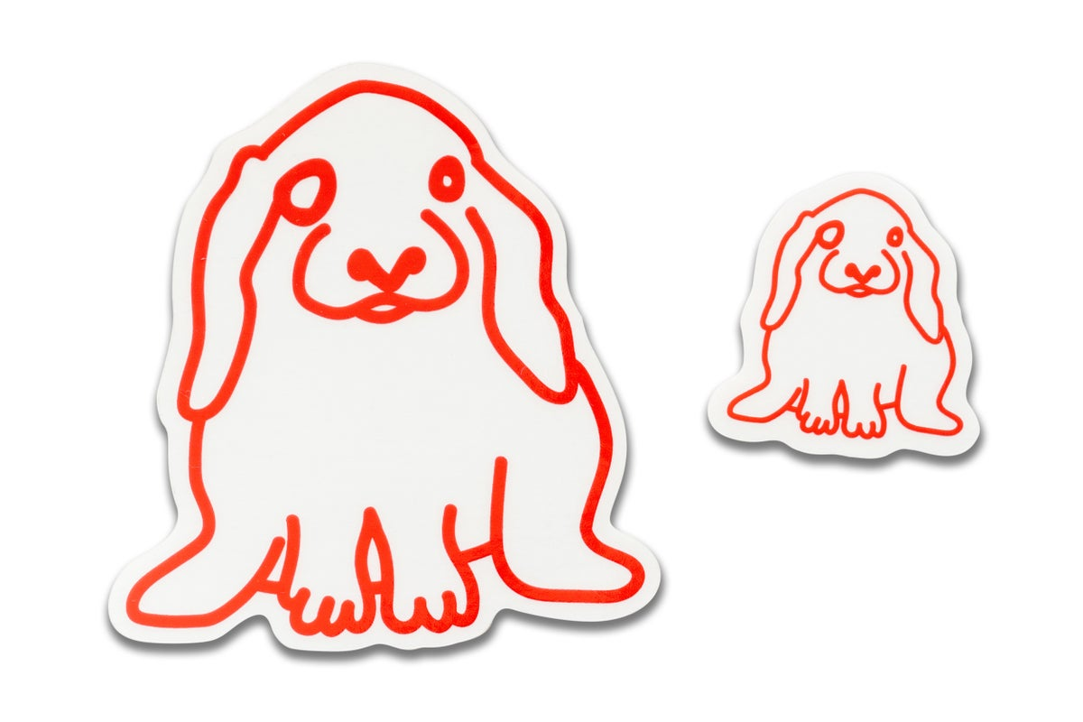 Image of Floppers Sticker
