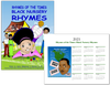 Rhymes of the Times: Black Nursery Rhymes w/ Martin Luther King Calendar