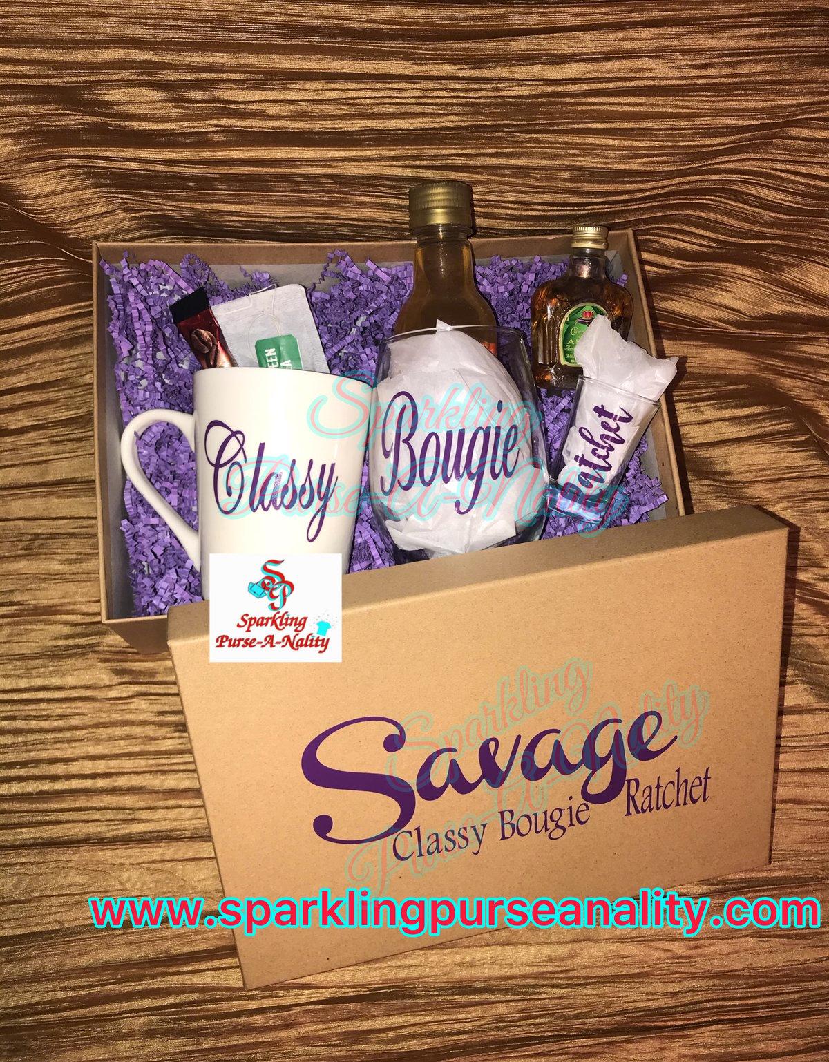 Image of Savage Gift Box