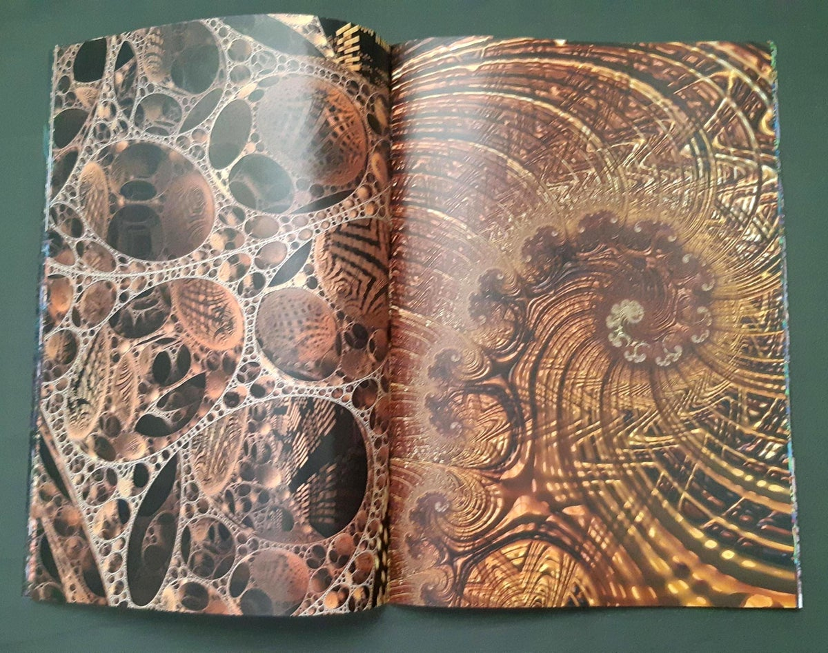 Image of Fractals Visual Book
