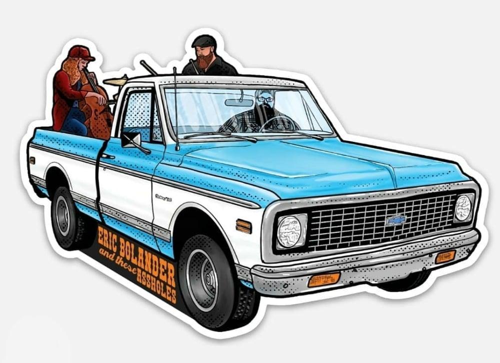 Image of Dream truck sticker