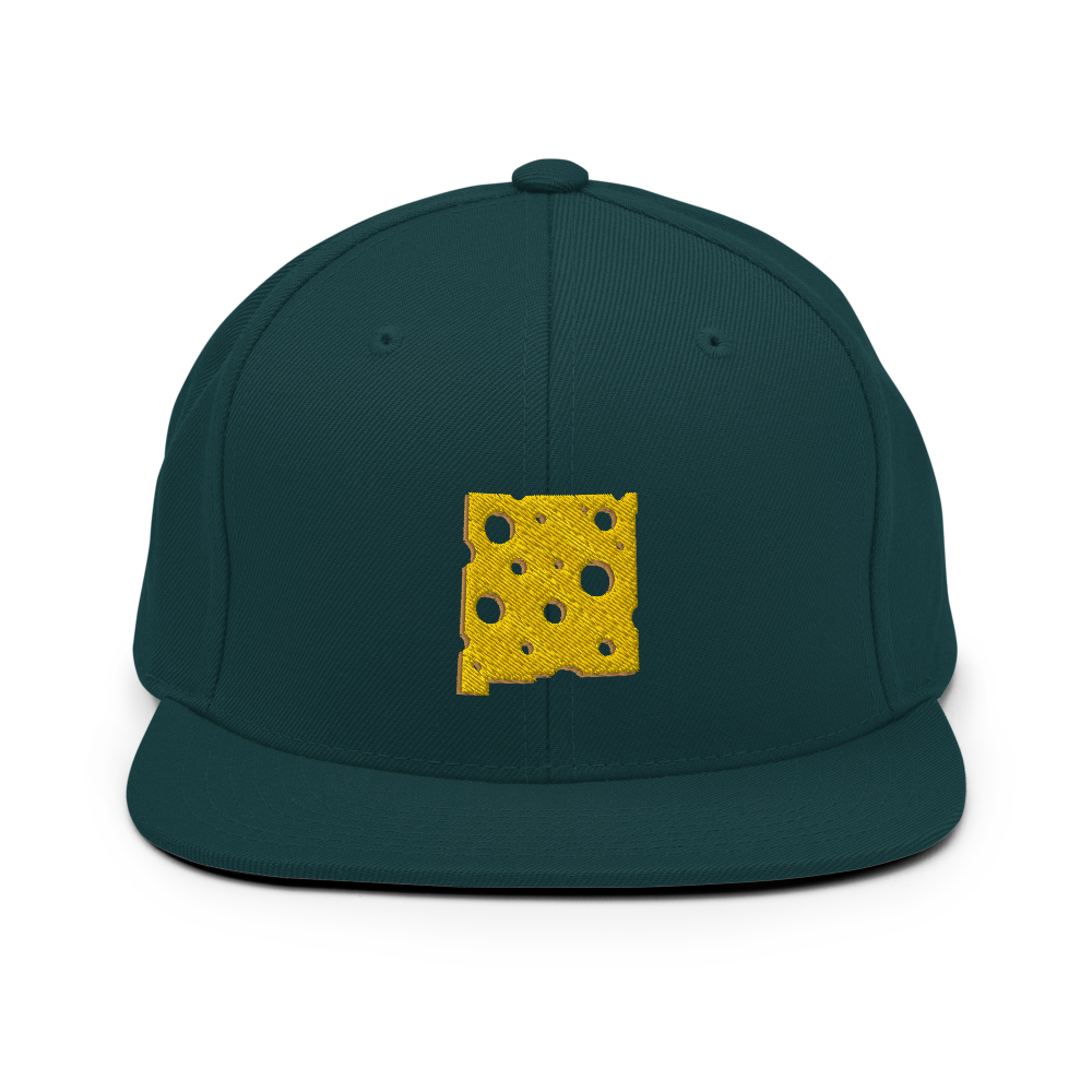 Image of NEW MEXICO CHEESE HAT