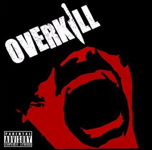 "Image of DYAD SOULS ""OVERKILL"" CD (2009)"