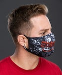 Possessed protective mask