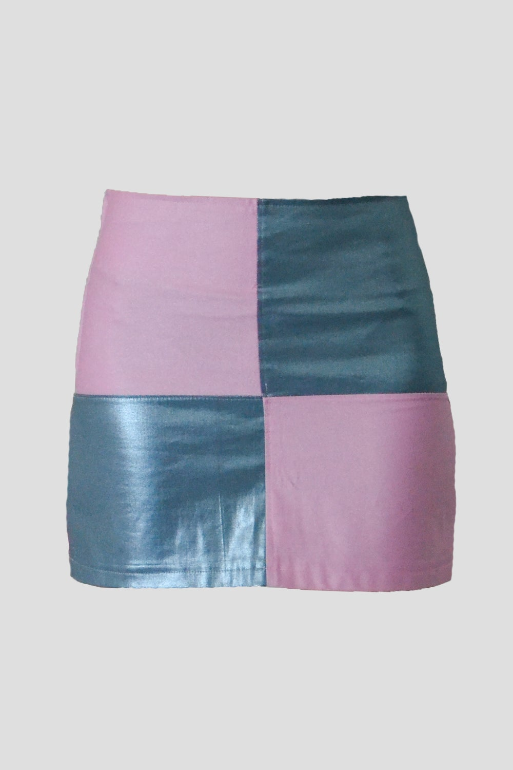 Image of 2 toned skirt