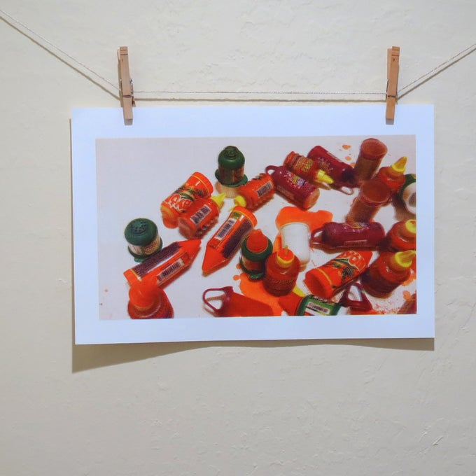 Image of Dulces Risograph