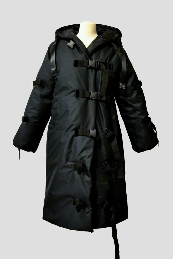 Image of Black Long Jacket