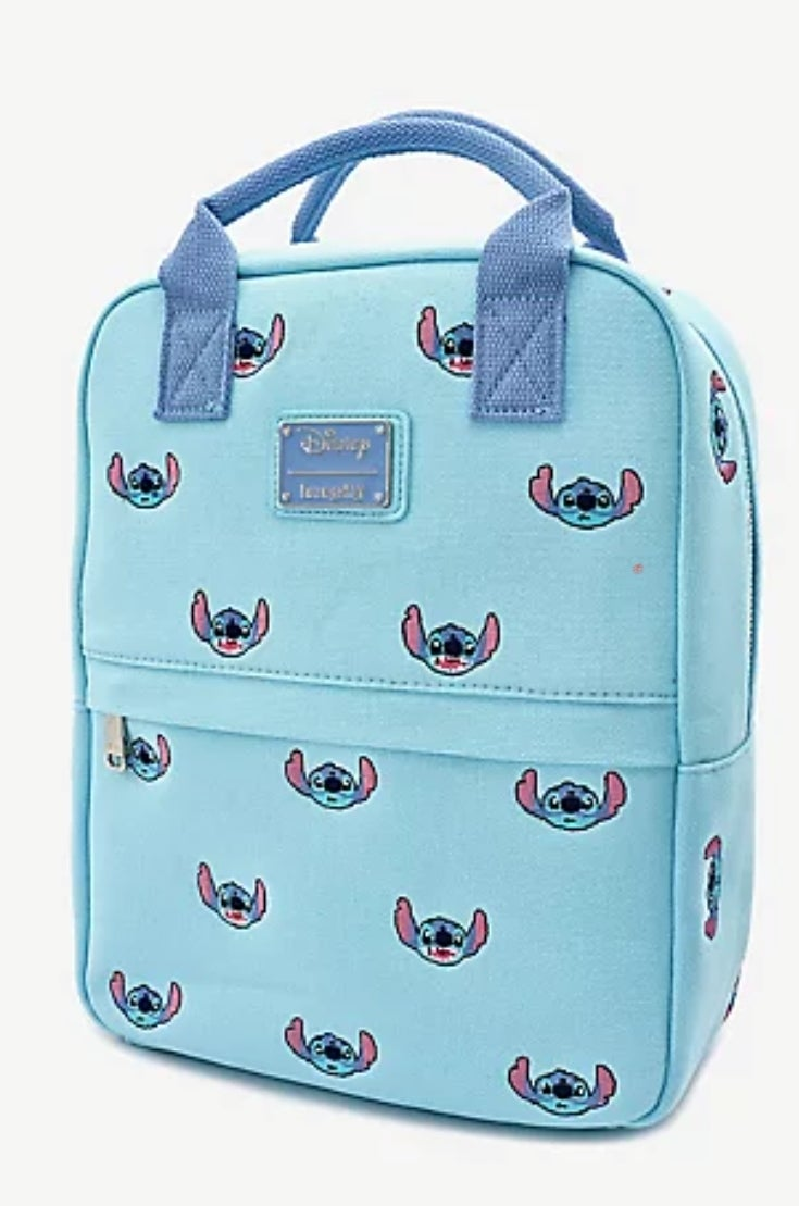 Loungefly Disney Lilo & Stitch Embroidered Mini Backpack