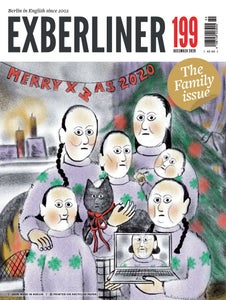Image of EXB issue 199, December 2020, print