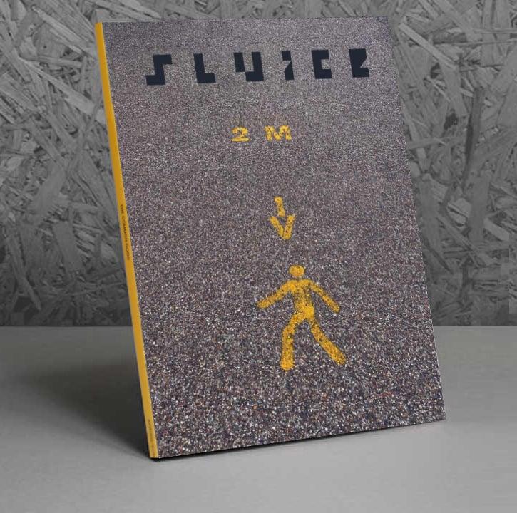 Image of Sluice magazine spring/summer 2020