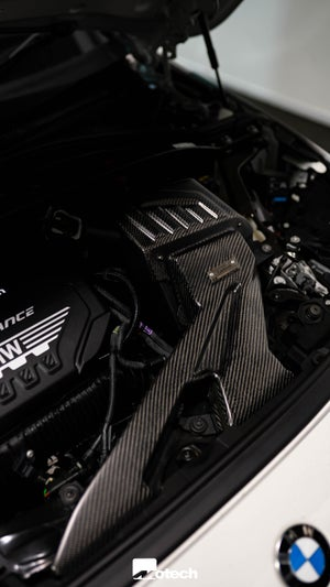 Image of BMW M135ixDrive V1 Pipercross Carbon intake