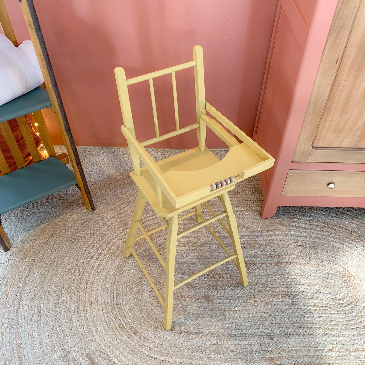 Image of Chaise de Poupées Xmas