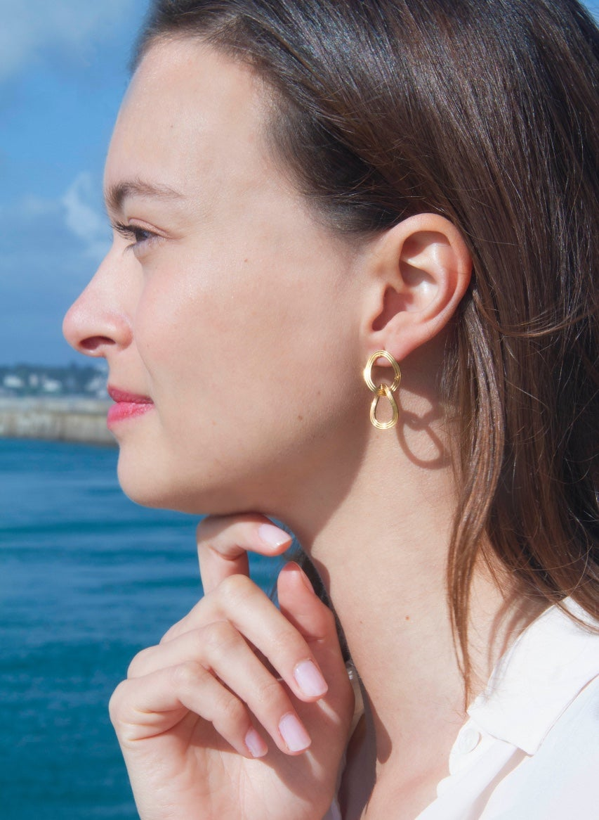 Image of Boucles d'oreilles new Olga